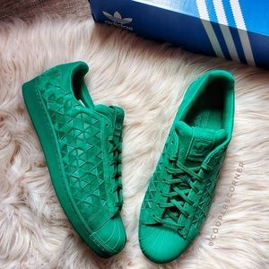 Exotic Adidas Baseball Glove Men Zx Flux Green Light Green